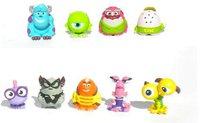 Spin Master Die Monster Uni - Mini Monsterfiguren 2,5 cm sortiert (6019733)