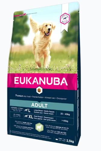 Eukanuba Adult Large Lamm & Reis (12 kg)
