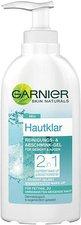 Garnier Hautklar Reinigungs- & Abschmink-Gel 2in1 (250 ml)