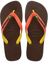 Havaianas Brasil Mix dark brown