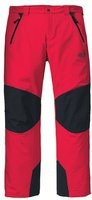 Jack Wolfskin Activate Alpine Pants Men Red Fire