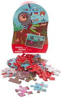 sigikid Sammy Samoa Panormapuzzle 40613 (48 Teile)
