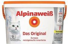 Alpina Farben Alpinaweiß Innenfarbe 10 l