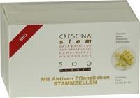 Crescina Stem 500 Ampullen für Frauen (6 Stk.)