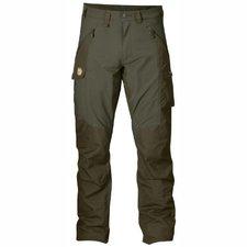 Fjällräven Abisko Trousers Men Tarmac / Dark Olive