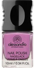 Alessandro Nail Polish 27 Secret Red (10 ml)