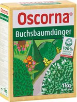 Oscorna Buchsbaumdünger