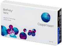 CooperVision Biofinity Toric -10,00 (6 Stk.)