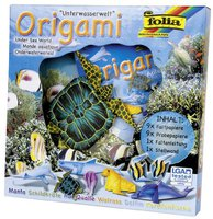 Folia Origami Unterwasserwelt