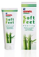 GEHWOL Soft Feet Fusskraft Bambus-Peeling (125 ml)