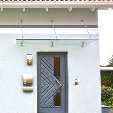 Home Deluxe Glasvordach (300x90 cm)