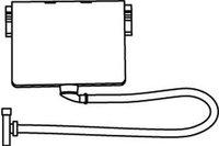 Ideal Standard Ablaufkasten (A1011NU)