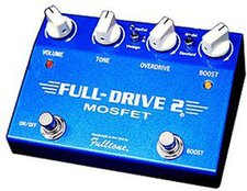 Fulltone Fulldrive Mosfet