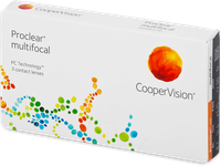 CooperVision Proclear Multifocal (3 Stk.) +0,25