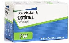 Bausch & Lomb Optima FW -3,50 (4 Stk.)