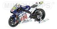 Minichamps Yamaha YZR-M1 Rossi Fiat Yamaha Team 2007 (7784)