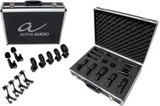 Alpha Audio Drum Mic Set