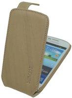SunCase Flip-Style Tasche für Samsung Galaxy S3 Mini