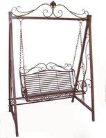 Garden Pleasure Metallschaukel 2 -Sitzer