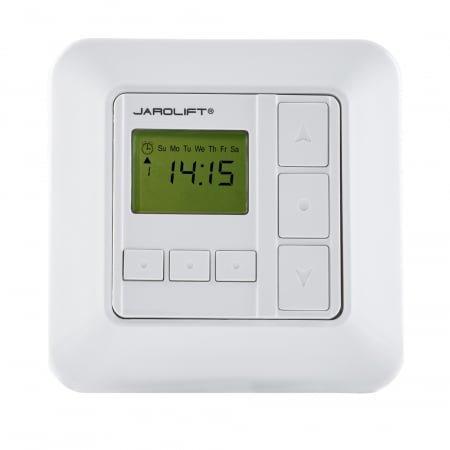 Jarolift Sevenlogic Comfort Funk TDRRT-01W + Funkhandsender TDRC 08