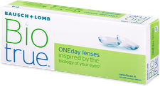 Bausch & Lomb Biotrue ONEday lenses -1,75 (30 Stk.)