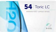 Hydrogel Vision Extreme H2O 54% Toric -4,75 (6 Stk.)