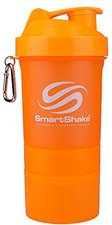 SmartShake Neon Orange