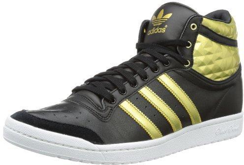 Adidas Top Ten Hi Sleek Heel W black/metallic gold/metallic gold