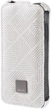 Bench Flip Case Weiß für iPhone 5