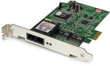 StarTech.com 10/100 Mbps Ethernet Fiber SFP PCIe Network Card Adapter