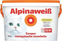Alpina Farben Alpinaweiß Innenfarbe 14 Liter