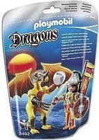 Playmobil Dragons - Rock Dragon mit Kämpfer (5462)