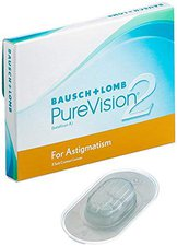 Bausch & Lomb PureVision 2 HD for Astigmatism -8,50 (3 Stk.)