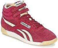 Reebok Freestyle Hi mesa red/paperwhite/black