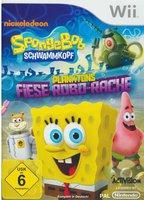 Spongebob Schwammkopf: Planktons Fiese Robo-Rache (Wii)