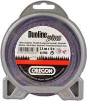 Oregon Trimmerfaden Duoline Plus 3,0mm x 15m (518776)