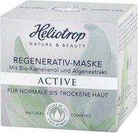 Heliotrop Active Regenerativ Maske (30 ml)