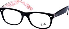Ray Ban New Wayfarer RX5184 5014 (black/white insert)