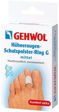 GEHWOL Hühneraugen-Schutzpolster-Ring Mittel (3 Stk.)