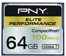 PNY Compact Flash Elite Performance