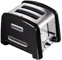 KitchenAid Artisan Toaster Schwarz Onyx 5KTT780 EOB