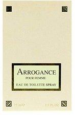 Arrogance pour Femme Eau de Toilette (75 ml)