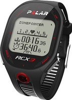 Polar RCX3 RUN Black
