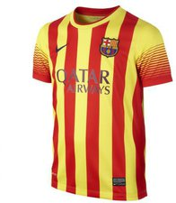 Nike FC Barcelona Away Trikot Junior 2013/2014