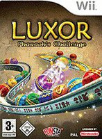 Luxor Pharaohs Challenge (Wii)