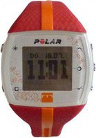 Polar FT4F red orange