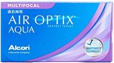 Ciba Vision Air Optix Aqua Multifocal (3 Stk.) +3,50