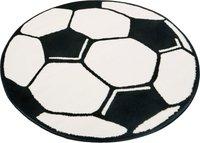 Hanse Home Fußball-Teppich rund (100 cm)