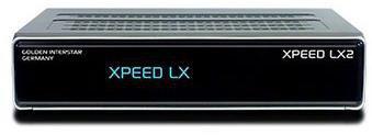 Golden Interstar Xpeed LX2