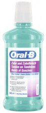 Oral-B Mundspülung Zahn & Zahnfleisch (500 ml)